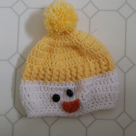 Accessories Knitted Snowman Hat Poshmark